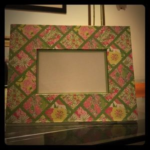 Lilly Pulitzer 4 x 6 Picture Frame